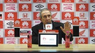 [Rueda de prensa] Independiente Santa Fe (1) - Nacional (0) ::: Liga Aguila 2015-II