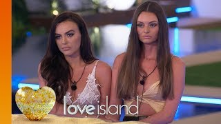 Kendall Is the First Girl to Be Dumped From the Island   Love Island 2018