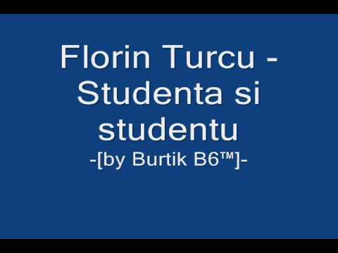 FLORIN TURCU - STUDENTA SI STUDENTU ( LA IASI )