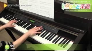 使用した楽譜はコチラ http://www.print-gakufu.com/score/detail/10070...