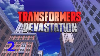 Transformers: Devastation - E2 - Side Mission
