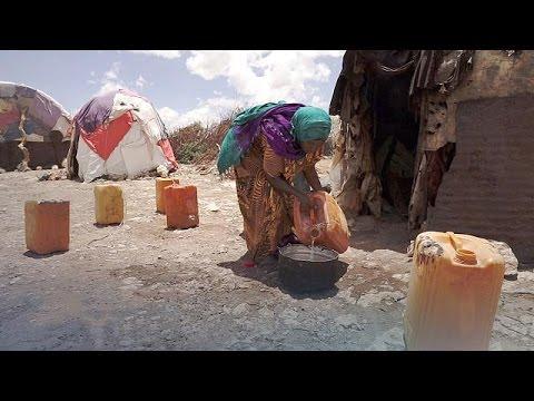 Кризис в Сомали.
