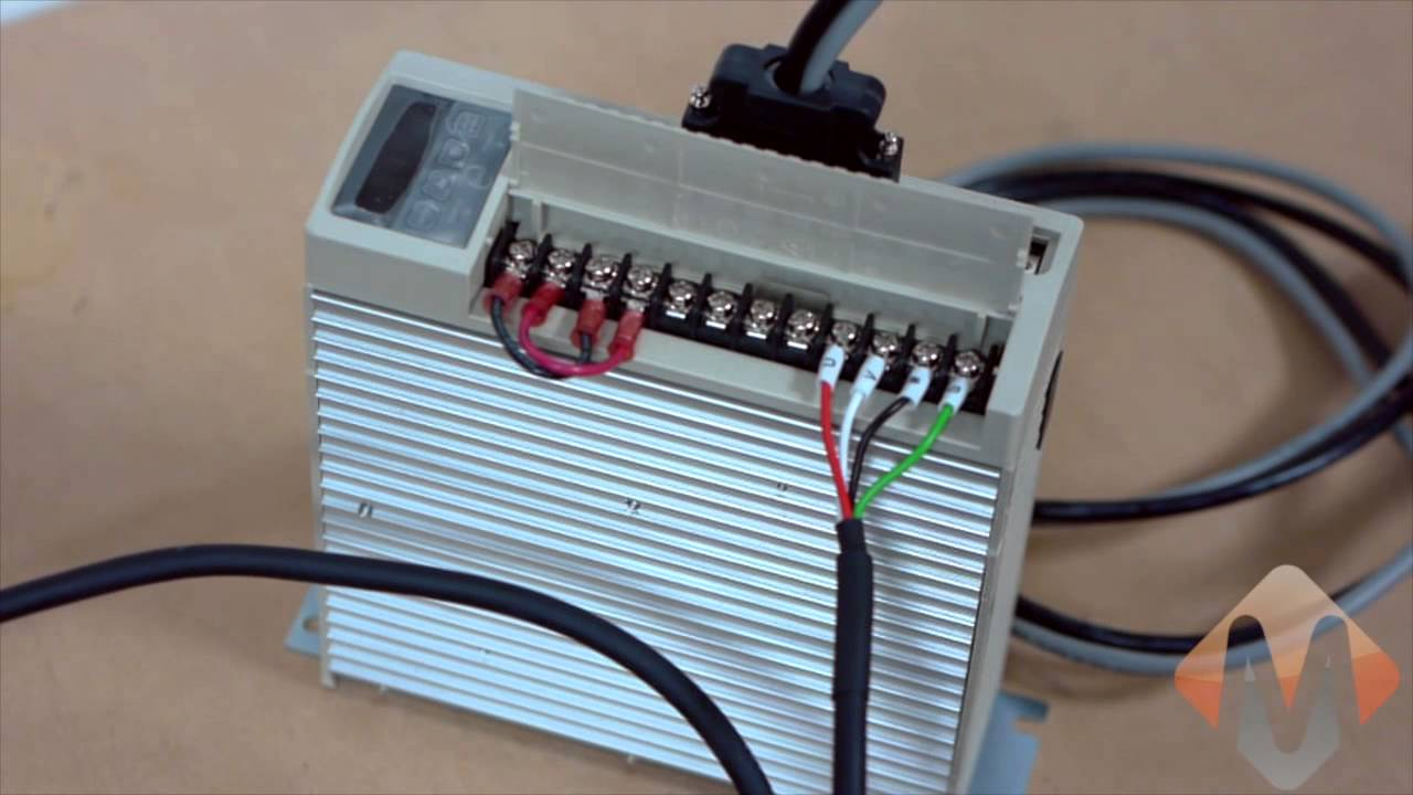 maxresdefault wiring a teco servo axis youtube