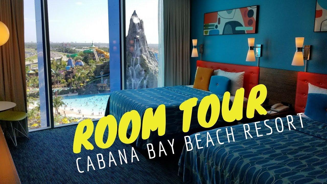 Universal S Cabana Bay Beach Resort Room Tour
