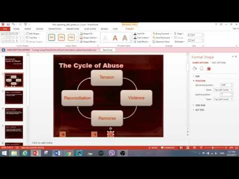 Office 2013: PowerPoint Chapter 6 Grader Project