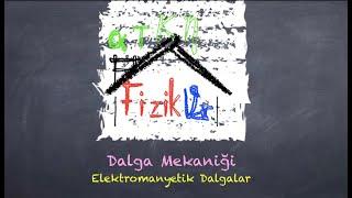 Elektromanyetik Dalgalar ( Maxwell Denklemleri )