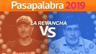 Pasapalabra | Iván Fuenzalida vs Mario Cuche - La Revancha