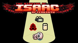 The Binding of Isaac AFTERBIRTH: Tech X + Brimstone + Soy Milk (sestřih)