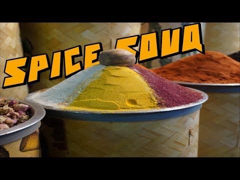 WATER TAXI?? going to Al Ras | exploring Dubai Spice Souq (Spice Market)