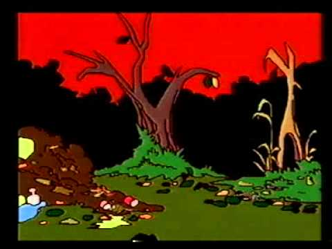 Animasi Mat JAS Mengenai Kepentingan Menjaga Alam Sekitar