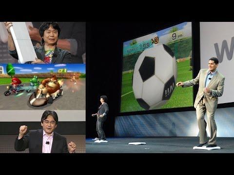Nintendo E3 2007 Press Conference