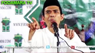 Perbedaan pendapat Ulama Saudi Arabia - Ustadz Abdul Somad Lc.MA