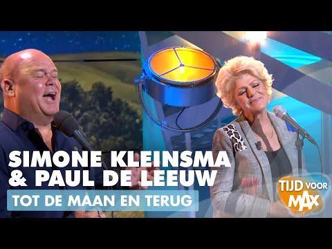 Simone Kleinsma & Paul de Leeuw - Tot de maan en terug | TIJD VOOR MAX