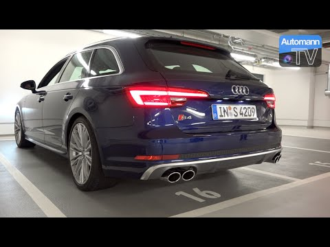 2017 Audi S4 Avant 354hp Pure Sound 60fps