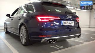 2017 Audi S4 Avant (354hp) - pure SOUND (60FPS)