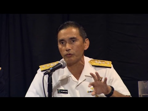 Land Forces Pacific Symposium Panel 3