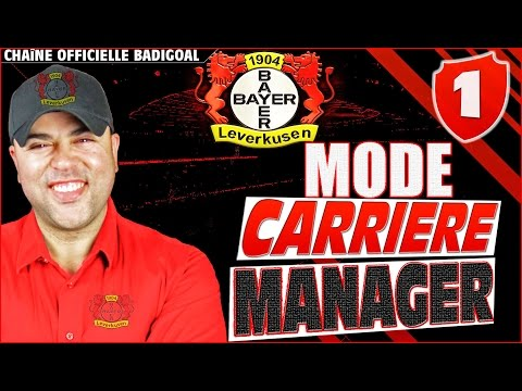 FIFA 17 / MODE CARRIÈRE MANAGER BAYER LEVERKUSEN #01