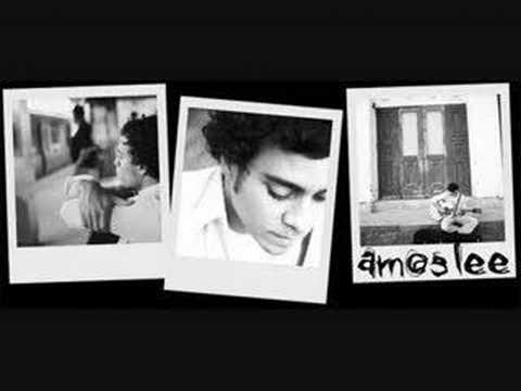 Amos Lee- not myself