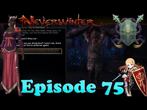 Chapter 9 A view of Menzoberranzan - Neverwinter Xbox one Maze Engine episode 75