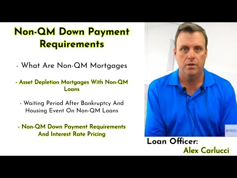 non-qm-down-payment-requirements-for-home-buyers