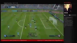 FIFA 16 Game Forecast - Juventus-Napoli