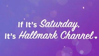 If it's Saturday, it's Hallmark