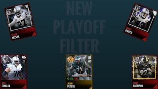 COIN MAKING METHODS GALORE! PLAYOFF FILTER + CASHING IN ON INVESTMENTS! MADDEN MOBILE 17 COIN MAKING