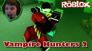 Roblox Let's Play: Vampire Hunters 2 Tour and Review