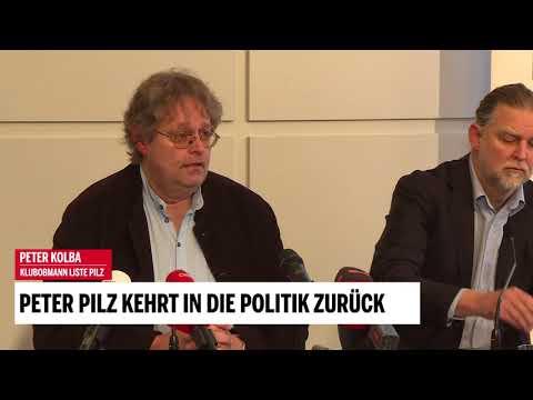 Peter Pilz kehrt ins Parlament zurück