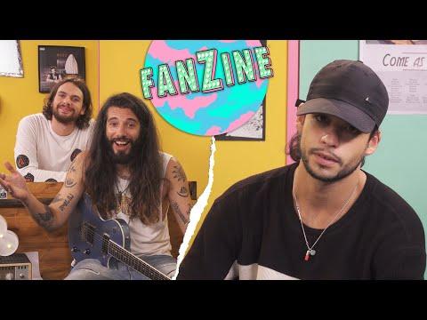Youtube: Fanzine #18: Sopico reprends Nirvana, Jacques Brel, Uzi et son titre«Atterrir» avec Waxx & C.Cole