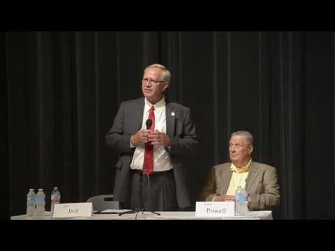 Kansas State Senate District 39 debate