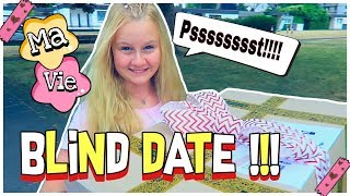 **BLIND DATE ** 🏠❤️ÜBERRASCHE EINEN FAN ZUHAUSE | MaVie Noelle Family