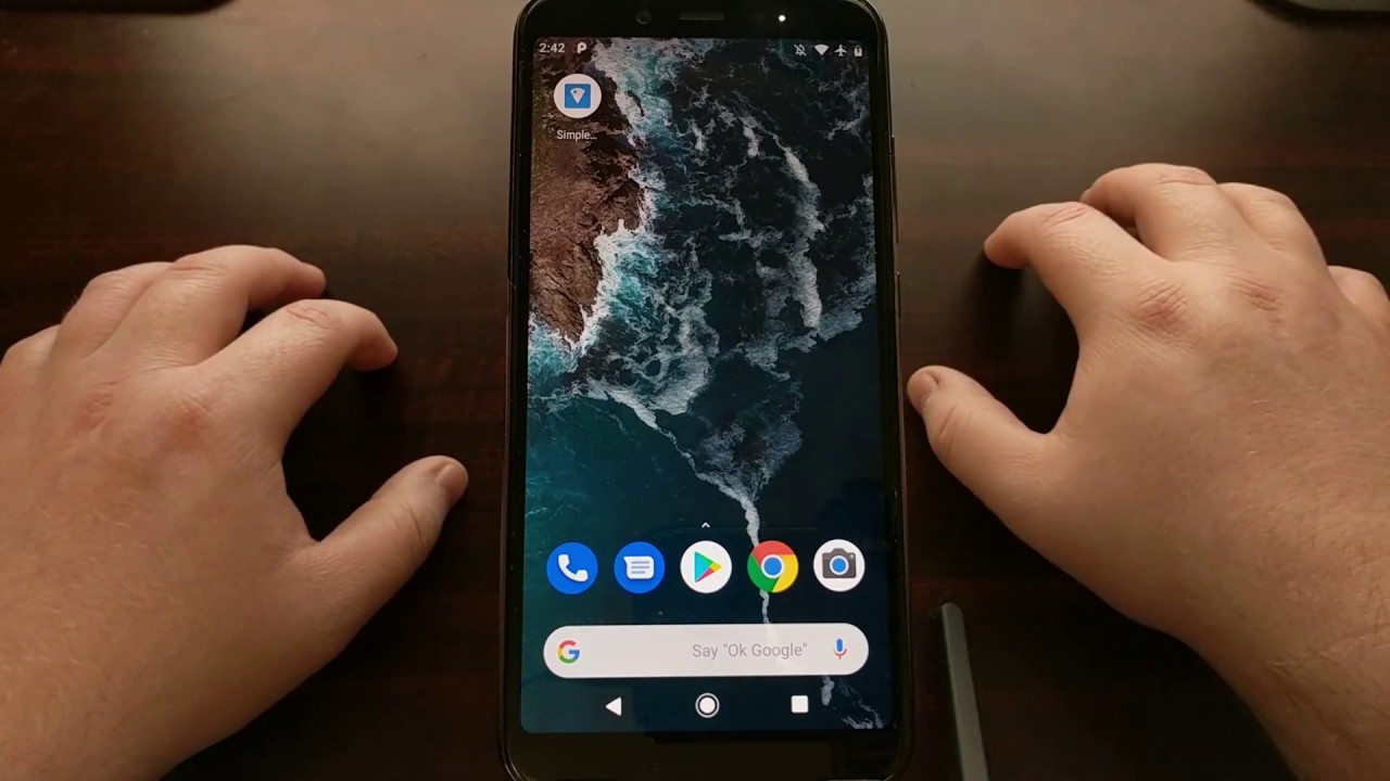 How to Disable the Navigation Bar on the Mi A2 | Android