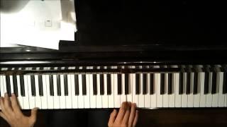 Underwater Mika - piano cover