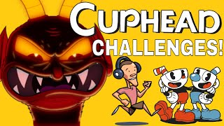 THE DEVIL EXPERT CUPHEAD CHALLENGE - Pea Shooter, No Super | Birdalert