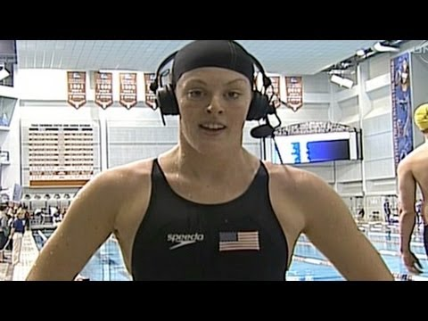 Schmitt beats Franklin in 200m Freestyle - from Universal Sports