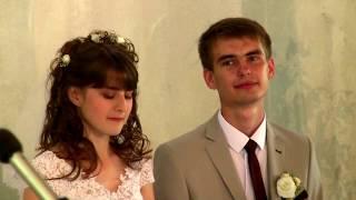 Свадьба Денис и Алена ч.1 (19.07.2015)