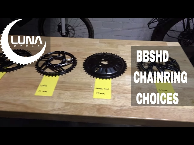 Take A Wild Guess : Selecting The Best Front Chainring Size For A