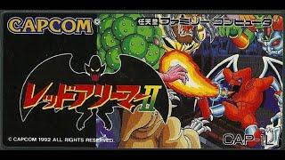 NES Longplay Gargoyle's Quest II / ファミコン レッドアリーマーII