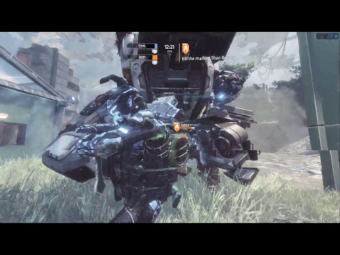 Titanfall 2 (Mirillis Action 2.4.1 and Live Gamer Portable 2 PC Recording)