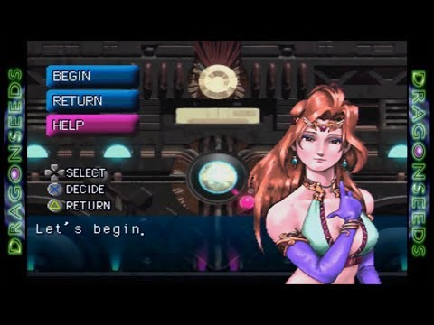 Dragonseeds Game Sample - Playstation - 동영상
