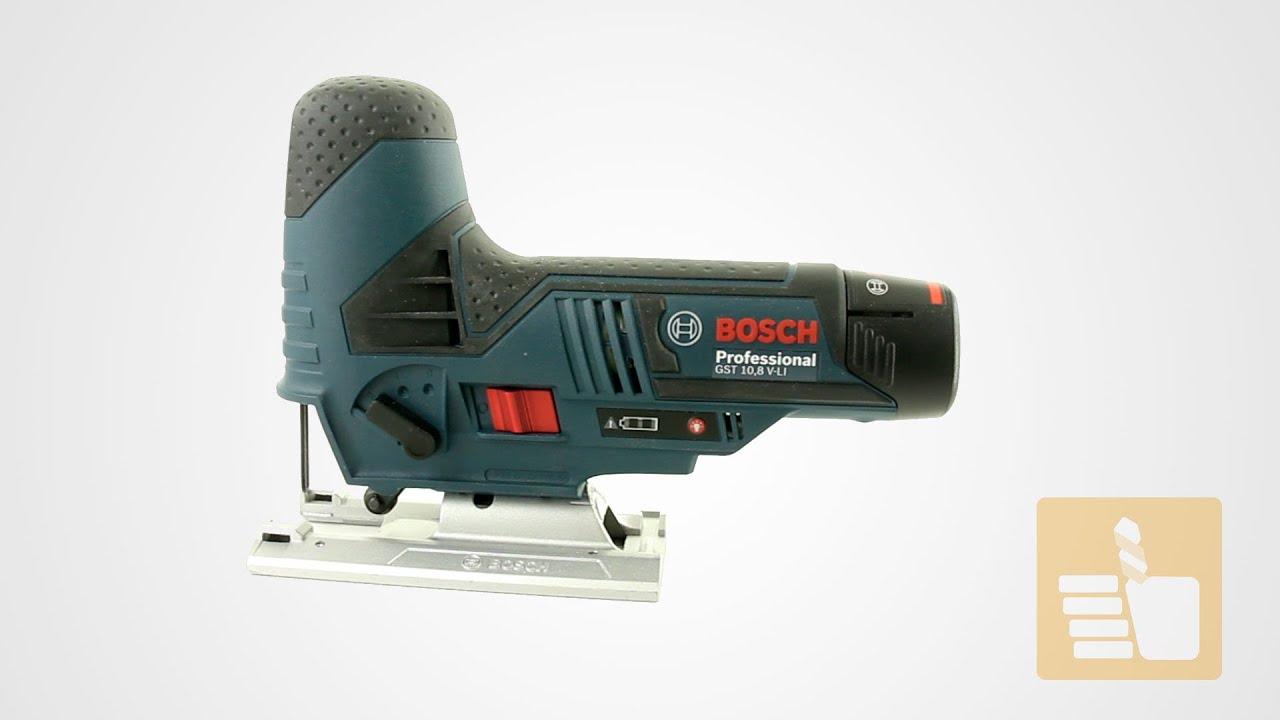 Erstaunlich Kann diese Bosch-Säge mich doch noch von den 10,8V-Stichsägen  EW54