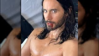 How Jared Leto Got Ripped For Morbius