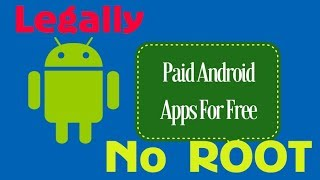 How to get PAID apps for FREE