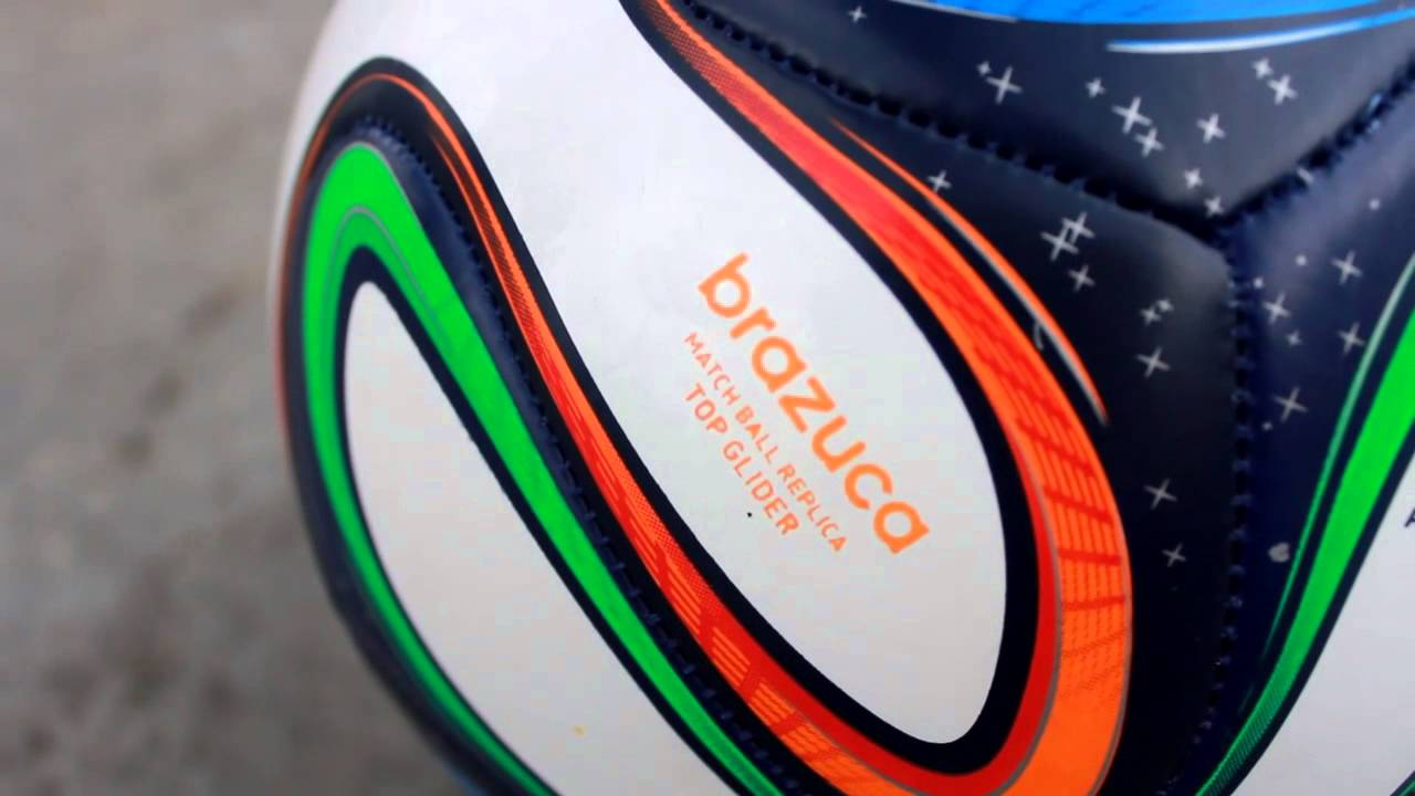 1235082805d Unboxing & Close up view adidas brazuca top glider (english sub)