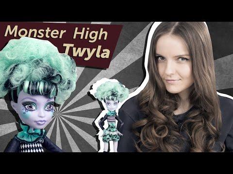 Twyla Freak Du Chic (Твайла Цирк Шапито) Monster High Обзор\ Review CKD76