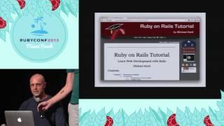 Ruby Conf 2013 - Lightning Talks