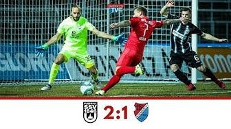 SSV Ulm 1846 Fußball - TSV Steinbach Haiger 2:1 ( Regionalliga Südwest I #ULMTSV )