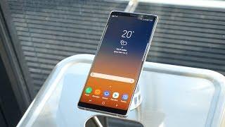 Samsung Galaxy Note 8 im Hands-On (deutsch) – Erster Eindruck: KNALLER! - GIGA.DE