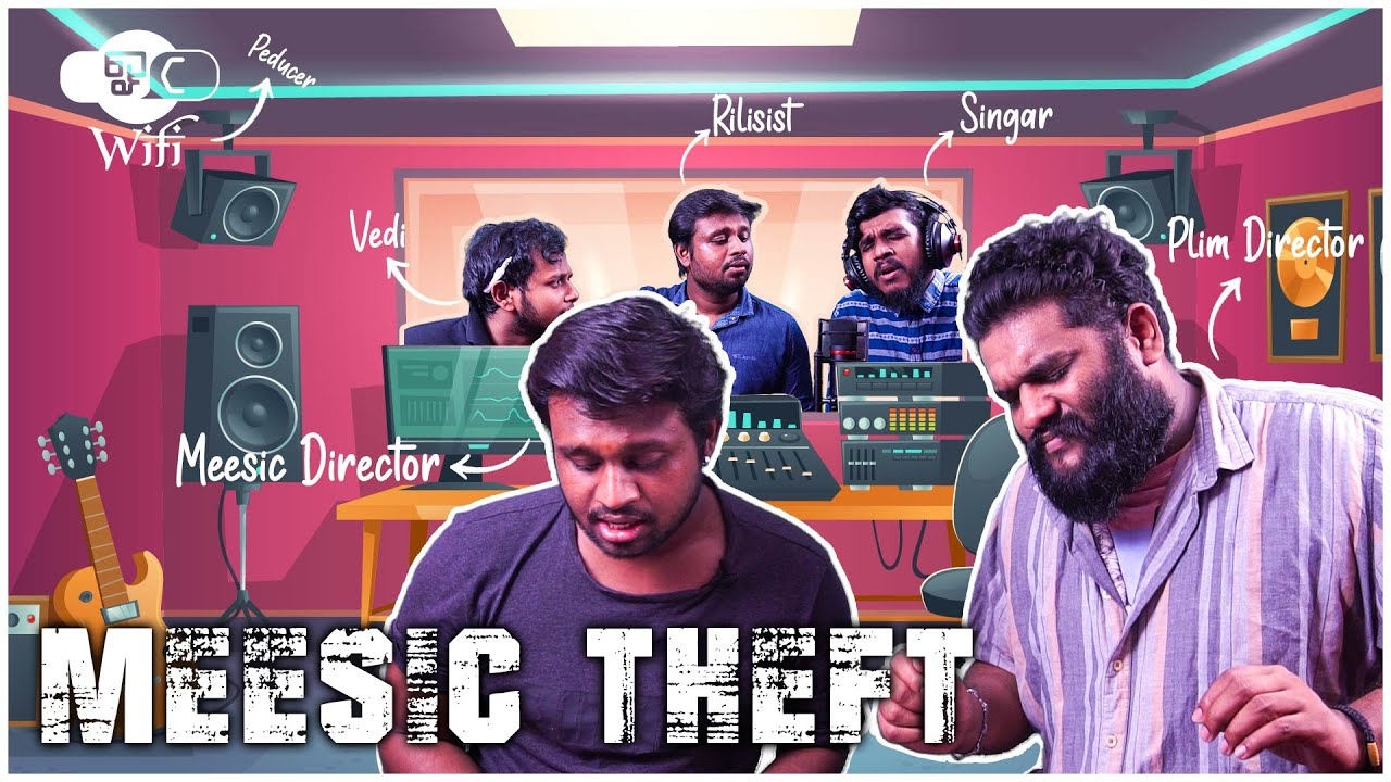 How we create Original Music | Oc Wifi | Srilankan Comedy | No Offence